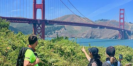 A Walk to the Golden Gate Bridge tickets