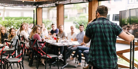 Toastmasters: Public Speaking for Beginners tickets