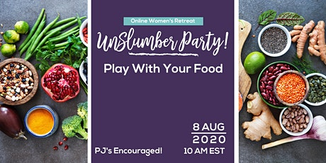 UnSlumber Party! - Play With Your Food tickets