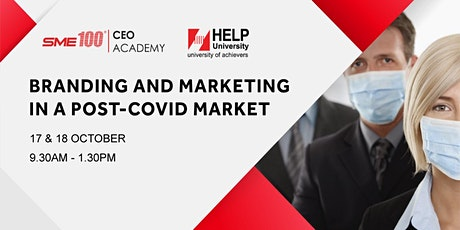 SME100 CEO Academy: Branding and Marketing in a Post-Covid Market tickets