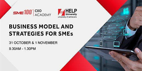 SME100 CEO Academy: Module 5 - Business Model and Strategies for SMEs tickets