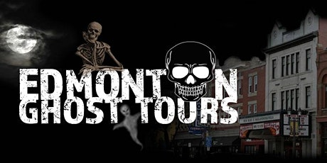 Edmonton Ghost Tours in Old Strathcona(Walking)- Halloween Schedule tickets