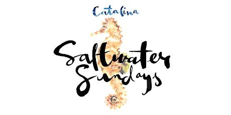 Saltwater Sundays - 19th July 2020 tickets