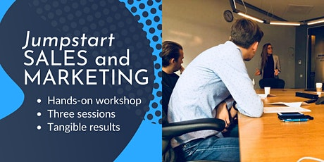 B2B Sales and Marketing:  Hands-on Workshop tickets