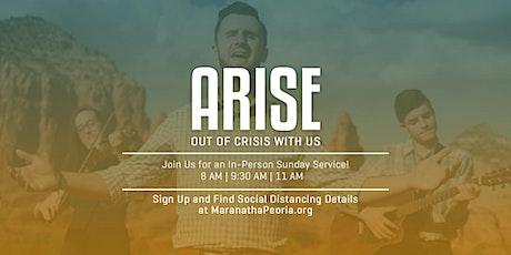 Maranatha Worship Services | July 12 tickets