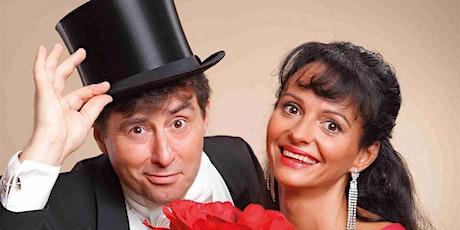 Operetten zum Kaffee -  Weihnachten mit Alenka und Frank tickets