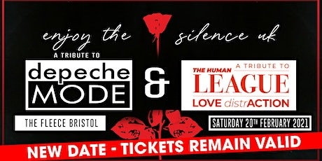 Enjoy The Silence UK (Depeche Mode) + Love Distraction (Human League) at The Fleece, Bristol tickets