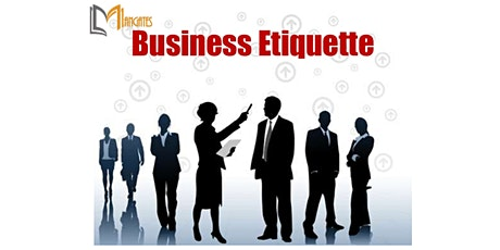 Business Etiquette 1 Day Training in Singapore tickets