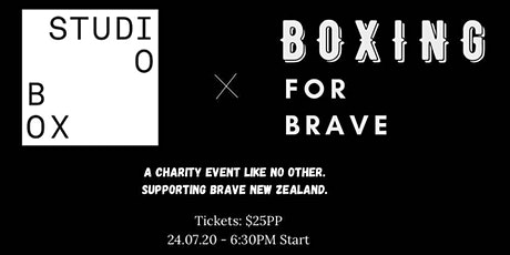 BOX FOR BRAVE tickets