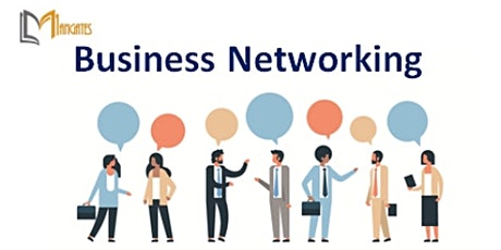 Business Networking 1 Day  Virtual Live Training in Singapore tickets