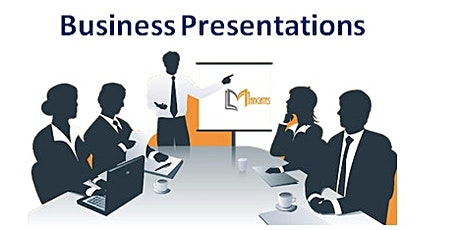 Business Presentations 1 Day  Virtual Live Training in Singapore tickets