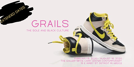 GRAILS: The Sole and Black Culture! tickets