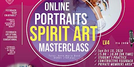 Masterclass Spirit Art - The Spirit Portrait Mediumship Evidence (Lv4) tickets