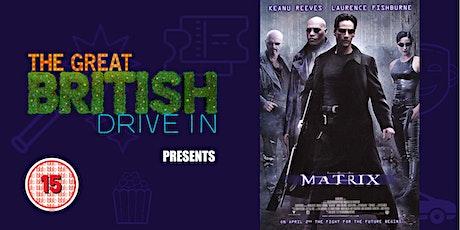 The Matrix  (Doors Open at 21:35) tickets