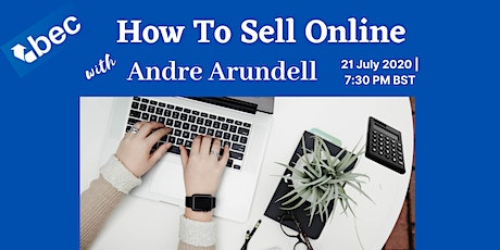 How To Sell Online (by Andre Arundell) tickets
