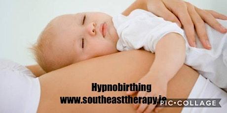 Hypnobirthing  5 week course  online Tickets