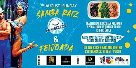 SAMBA RAIZ & FEIJOADA tickets
