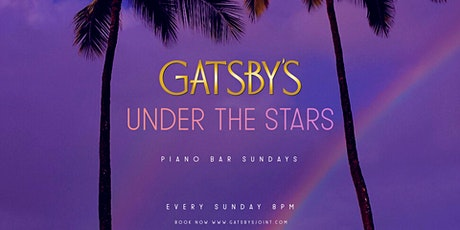 Piano Bar Sundays at Gatsby's Joint tickets