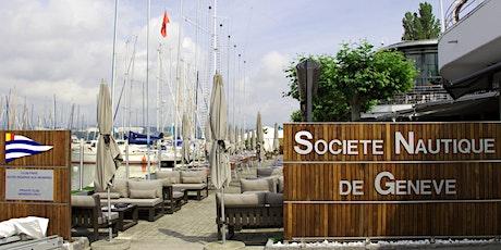 27 Aug Summer Lunch at Société Nautique de Genève tickets