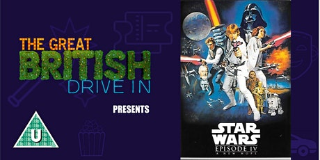 Star Wars - A New Hope (Doors Open at 9:45pm) tickets