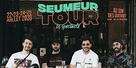 Seumeur Tour 23H billets