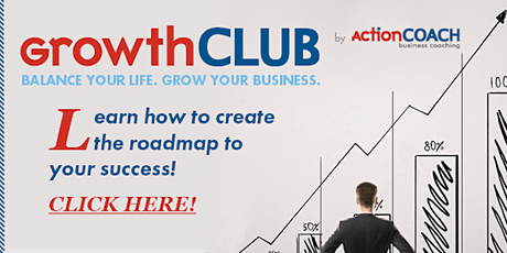 GrowthCLUB - Your 90 Day Business Plan tickets