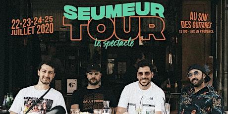 Seumeur Tour 23H tickets