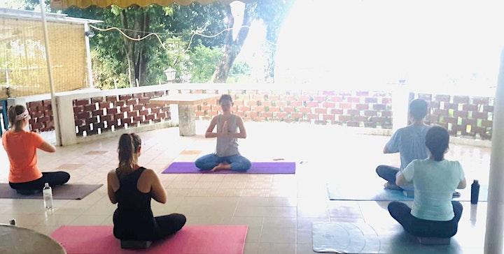 Lamma Organic Farm Ayurveda Yoga & Breakfast Event image