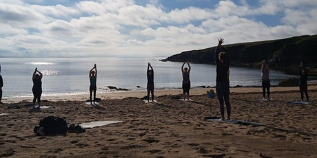 Yoga & the Elements Workshop on Baginbun beach tickets