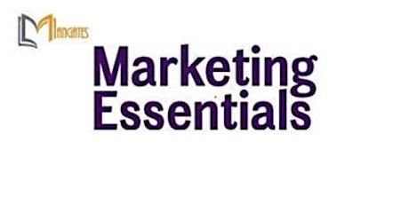 Marketing Essentials 1 Day Training in Singapore tickets
