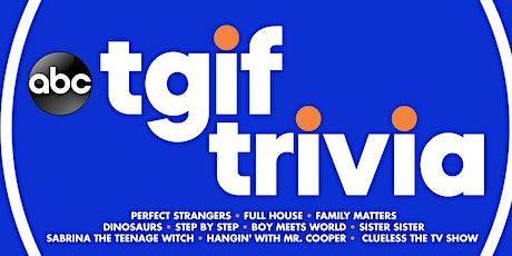 TGIF Trivia Live-Stream Tickets