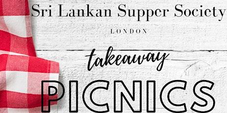 Sri Lankan Supper Society Takeaway Picnics tickets