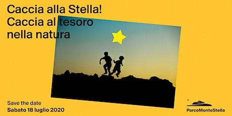 Caccia alla Stella!  Caccia al tesoro nella natura del Parco Monte Stella biglietti
