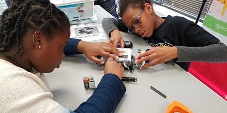 Every Girl Can - Savvy STEM Girl Summer Camp 7/13-17, 2020 tickets