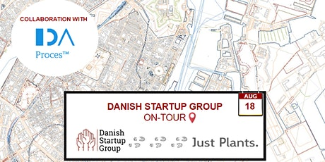 DSG On Tour - Visit an organic plant-based food startup tickets