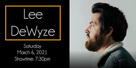 Lee DeWyze at The 443 - NEW DATE tickets