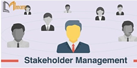 Stakeholder Management 1 Day Training in Singapore tickets