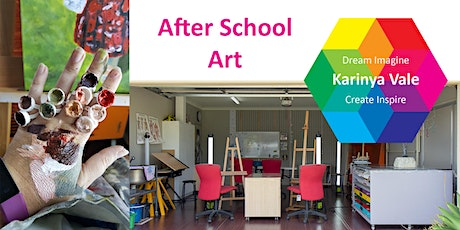 After School Art tickets