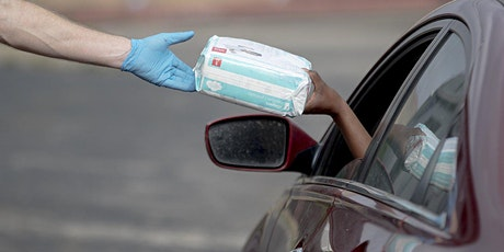 Drive-up Diaper Distribution on Saturday, July 11th tickets