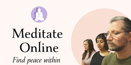 Meditation Online Course - Jangama Meditation tickets