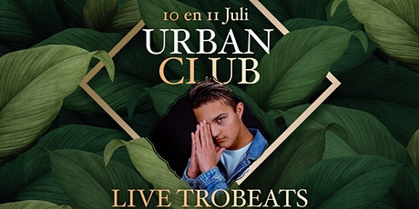 URBAN CLUB MET TROBEATS tickets