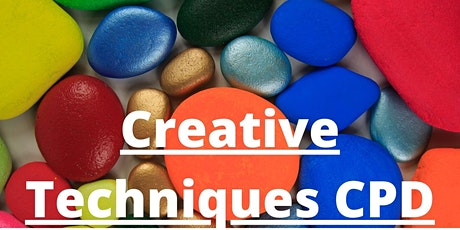 Creative Techniques CPD ( 6 HOURS ) Counsellors, Counselling tickets