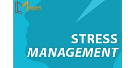 Stress Management 1 Day Virtual Live Training in Singapore tickets