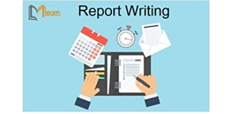 Report Writing 1 Day Virtual Live Training in Singapore tickets