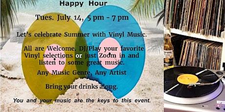TIMEOUT -  Summer  Vinyl  Happy  Hour tickets