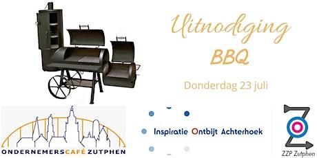 Zomer BBQ Ondernemerscafé, ZZP Zutphen en Inspiratie Ontbijt Achterhoek tickets