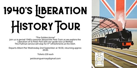 1940's Liberartion and History tour tickets