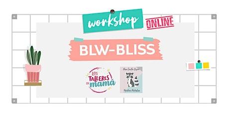 Taller ONLINE BLW-BLISS entradas