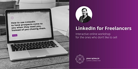 LinkedIn for Freelancers tickets