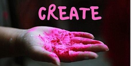 BOLD Goals 2020 - 'Create' workshop - July 2020 tickets